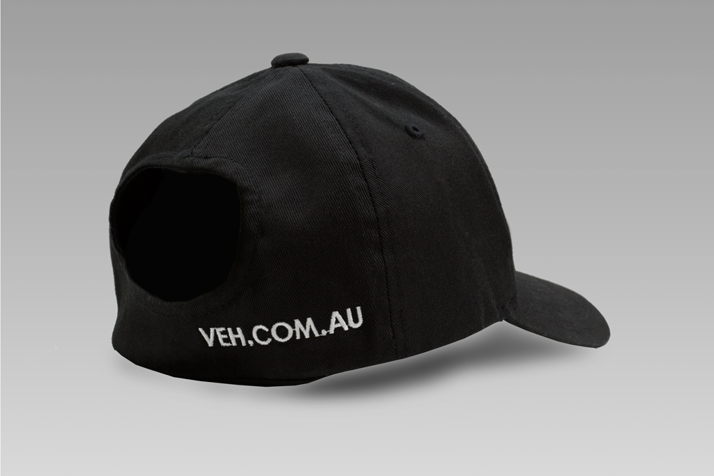 Flexfit Ponytail Monogram Cap » Van Eyk Horses 67c93482058